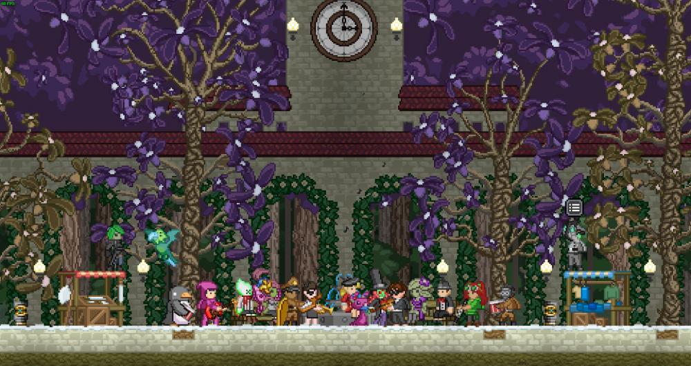 Spielburger Gartenfeier